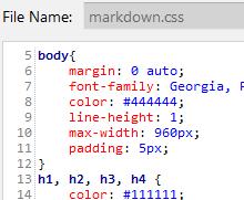 MarkdownPad - The Markdown Editor for Windows