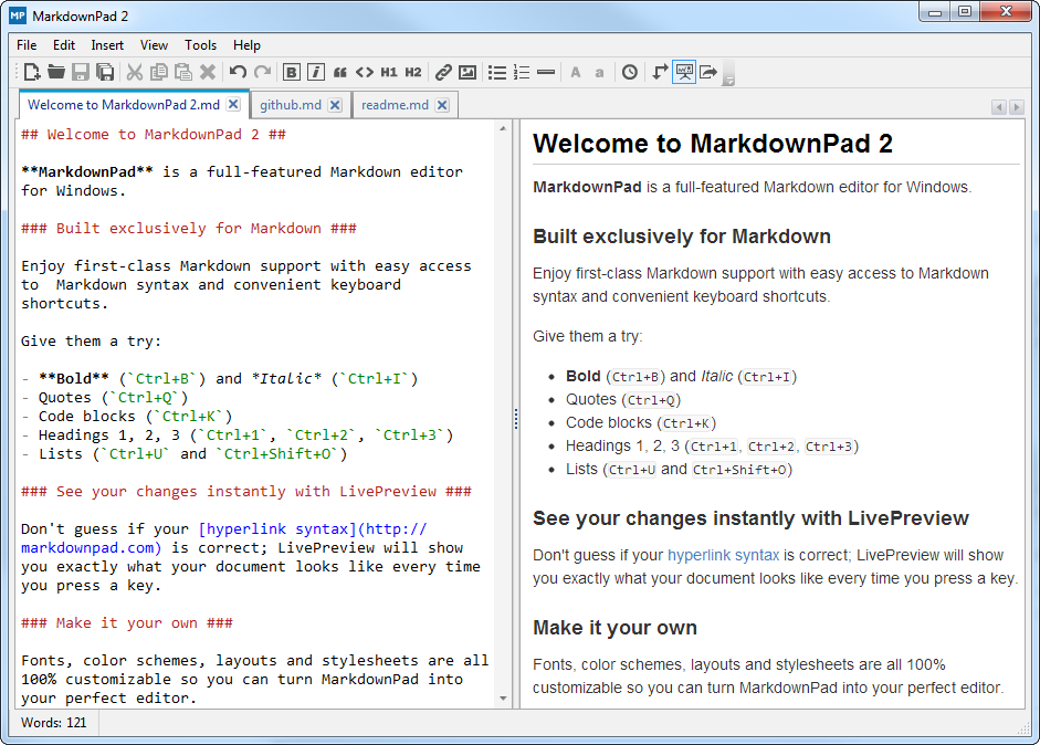 markdown codea rich text formatting